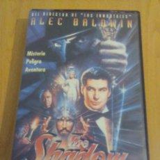 Cine: THE SHADOW AKA LA SOMBRA - VHS. Lote 152650810