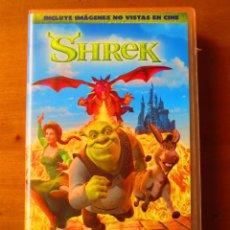 Cine: SHREK (WALT DISNEY) (VHS). Lote 152842294