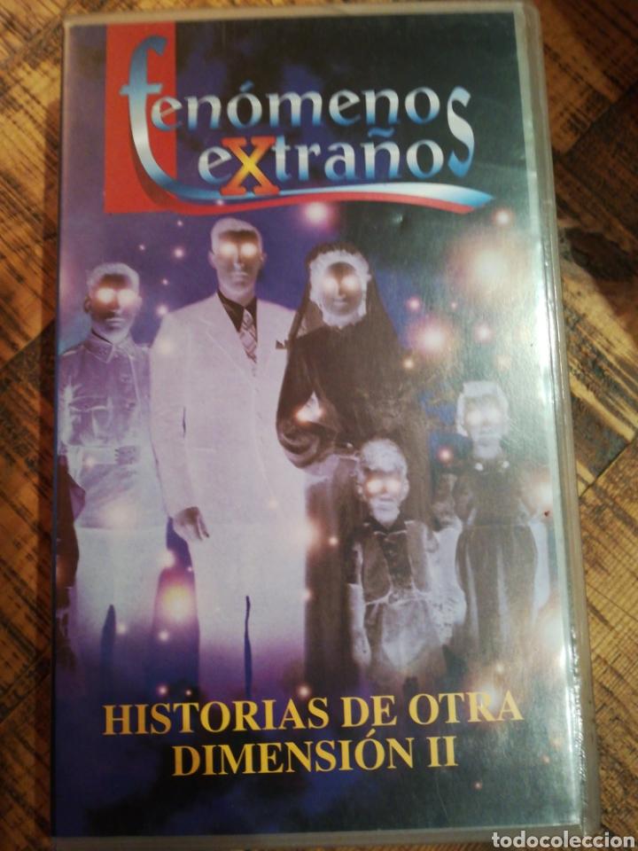 Cine: COLECCIÓN INCOMPLETA - FENÓMENOS EXTRAÑOS - Foto 5 - 152925361