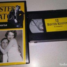 Cine: BUSTER KEATON.EL COMPARSA.. Lote 153055658