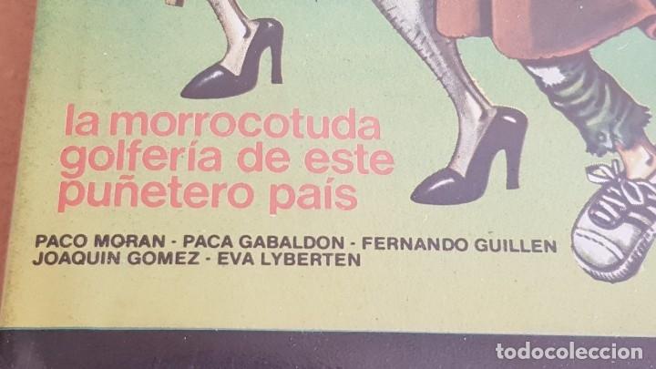 Cine: DOS PILLOS Y PICO...PACO MORAN - PACA GABALDÓN / VHS DE BUENA CALIDAD. - Foto 4 - 153077218