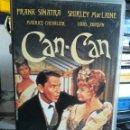 Cine: CAN - CAN FRANK SINATRA - PEDIDO MINIMO 5€. Lote 159418580