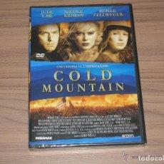 Cine: COLD MOUNTAIN DVD JUDE LAW NICOLE KIDMAN RENE ZELLWEGER NUEVA PRECINTADA. Lote 154135034