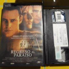 Cine: VHS- REGRESO AL PARAÍSO- VINCE VAUGHN ANNE HECHE. Lote 154492524