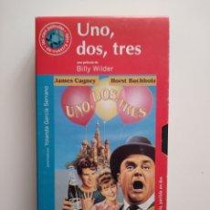 Cine: UNO,DOS,TRES.VHS.43.BILLY WILDER. Lote 154493513