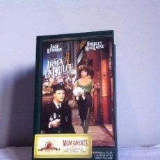 Cine: VHS . IRMA LA DULCE. Lote 155328980