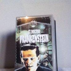 Cine: VHS. EL DOCTOR FRANKENTEIN. NUEVA Y PRECINTADA. Lote 155332916