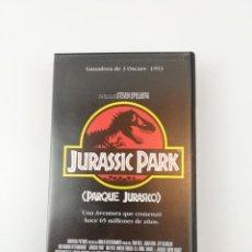 Cine: JURASSIC PARK VHS . Lote 155363882