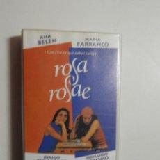 Cine: ROSA ROSAE, DE FERNANDO COLOMO, CON ANA BELÉN Y MARÍA BARRANCO. Lote 155400862