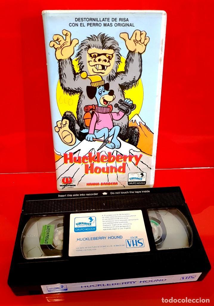 Cine: HUCKLEBERRY HOUND - 1ª EDICION -RAREZA DIBUJOS ANIMADOS - Foto 4 - 155536994