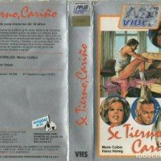 Cine: SE TIERNO CARIÑO SEI ZÄRTLICH, PINGUIN (1982) NINA FRANOSZEK (REGALO MONTAJE ) UNICA EN TC. Lote 155710846