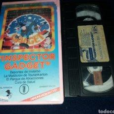 Cine - Inspector gadget- vol.1- vhs - 155849285
