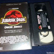 Cine: JURASSIC PARK- PARQUE JURASICO- VHS. Lote 155851401