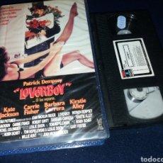 Cine: LOVERBOY- VHS- PATRICK DEMPSEY CAJA GORDA. Lote 155926486