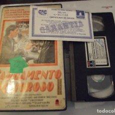 Cine: CARGAMENTO PELIGROSO - JOHN DIXON - JON BLAKE , MARK HEMBROW - RCA 1988. Lote 155927042