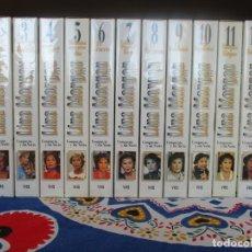 Cine: LINA MORGAN, COMPUESTA Y SIN NOVIO, 13 VHS PRECINTADOS. Lote 155963626