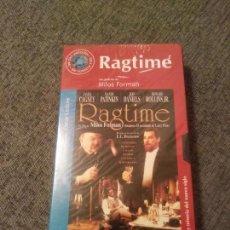 Cine: RAGTIME.VHS.14.MILOS FORMAN.. Lote 156571156