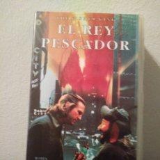 Cine: EL REY PESCADOR.VHS. Lote 156655073