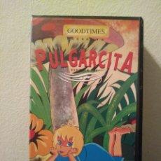 Cine: PULGARCITA.VHS. Lote 156656598