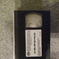 Cine: LO MEJOR DE PIOLIN.VHS. Lote 156656798
