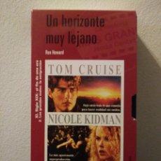 Cine: UN HORIZONTE MUY LEJANO .VHS. Lote 156657182