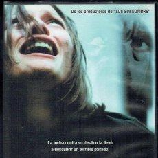 Cine: VHS EL SEGUNDO NOMBRE. MEJOR PELICULA EUROPEA DE GENERO FANTASTICO. SITGES 02. Lote 156657414