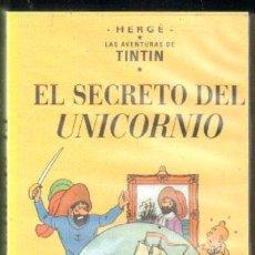 Cine: LAS AVENTURAS DE TINTIN: EL SECRETO DEL UNICORNIO . Lote 156657926