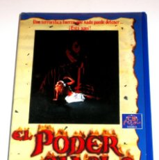 Cine: EL PODER DEL DIABLO (1988) - ROBERTA FINDLAY WILLIAM BECKWITH CHRISTINE MOORE MAVIS HARRIS VHS. Lote 156673666