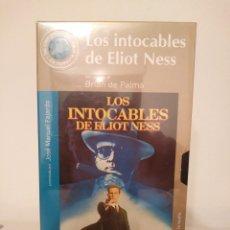 Cine: LOS INTOCABLES DE ELIOT NESS.VHS.24.BRIAN DE PALMA. Lote 156754313