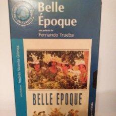 Cine: BELLE EPOQUE.VHS.29.FERNANDO TRUEBA.. Lote 156760370