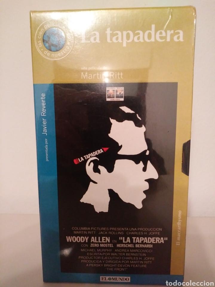 LA TAPADERA.VHS.51.WOODY ALLEN. (Cine - Películas - VHS)