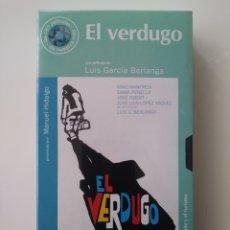 Cine: EL VERDUGO.VHS.58.LUIS BERLANGA.. Lote 156799614