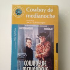 Cine: COWBOY DE MEDIANOCHE.VHS.62.JOHN SCHLEINGER. Lote 156800212