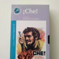 Cine: CHE!.VHS.69.RICHARD FLEISCHE. Lote 156802445