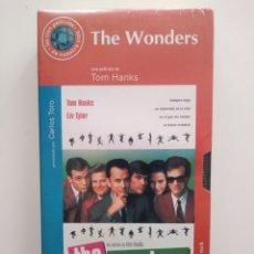 Cine: THE WONDERS.VHS.75.TOM HANKS.. Lote 156844250