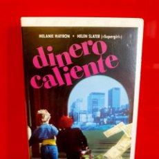 Cine: DINERO CALIENTE (1986) - HELEN SLATER. Lote 156899646