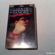 Cine: CLASICO EN VIDEO LAZOS DE SANGRE . Lote 156902930