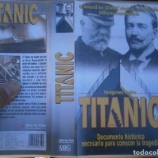 TITANIC¡DISPONEMOS MAS,DE 60.000,EN.VHS,BETA,,NO,SE ACEPTAN DE VOLUCIONES,DE NINGUN,TIPO