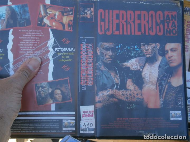 GUERREROS¡DISPONEMOS MAS,DE 60.000,EN.VHS,BETA,,NO,SE ACEPTAN DE VOLUCIONES,DE NINGUN,TIPO (Cine - Películas - VHS)