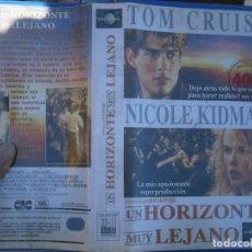 Cine: UN HORIZONTE MUY LEJANO¡DISPONEMOS MAS,DE 60.000,EN.VHS,BETA,,NO,SE ACEPTAN DE VOLUCIONES,DE NINGUN,. Lote 156964246