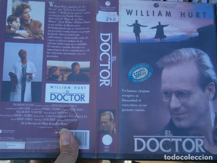 EL DOCTOR¡DISPONEMOS MAS,DE 60.000,EN.VHS,BETA,,NO,SE ACEPTAN DE VOLUCIONES,DE NINGUN,TIPO (Cine - Películas - VHS)