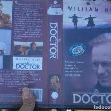 Cine: EL DOCTOR¡DISPONEMOS MAS,DE 60.000,EN.VHS,BETA,,NO,SE ACEPTAN DE VOLUCIONES,DE NINGUN,TIPO. Lote 156964354