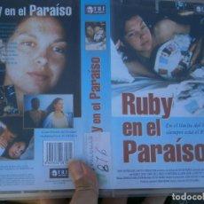 Cine: RUBY EN EL PARAISO¡DISPONEMOS MAS,DE 60.000,EN.VHS,BETA,,NO,SE ACEPTAN DE VOLUCIONES,DE NINGUN,TIPO. Lote 156964490