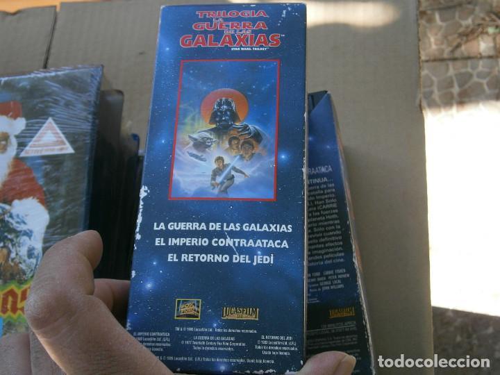 Cine: TRILOGIA,LA,GUERRA,DE,LAS,GALAXIAS¡DISPONEMOS MAS,DE 60.000,EN.VHS,BETA,,NO,SE ACEPTAN DE VOLUCIONES - Foto 2 - 156965574