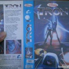 Kino - ¡¡TRON¡¡DISPONEMOS MAS,DE 60.000,EN.VHS,BETA,,NO,SE ACEPTAN DE VOLUCIONES,DE NINGUN,TIPO - 156985418