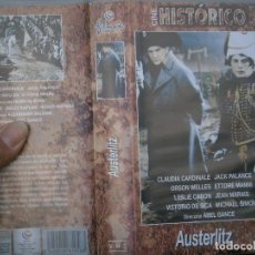 AUSTERLITZ¡DISPONEMOS MAS,DE 60.000,EN.VHS,BETA,,NO,SE ACEPTAN DE VOLUCIONES,DE NINGUN,TIPO