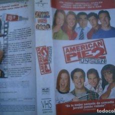 Cine: AMERICAN PIE,2,DISPONEMOS MAS,DE 60.000,EN.VHS,BETA,,NO,SE ACEPTAN DE VOLUCIONES,DE NINGUN,TIPO. Lote 156993330