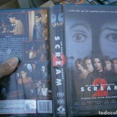 Cine: SCREAM'2,DISPONEMOS MAS,DE 60.000,EN.VHS,BETA,,NO,SE ACEPTAN DE VOLUCIONES,DE NINGUN,TIPO. Lote 156993454