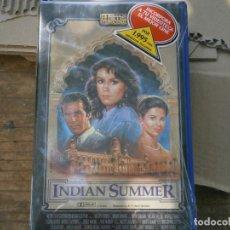 Cine: ¡INDIAN SUMMER,NUEVA¡DISPONEMOS MAS,DE 60.000,EN.VHS,BETA,,NO,SE ACEPTAN DE VOLUCIONES,DE NINGUN,TIP. Lote 156995322