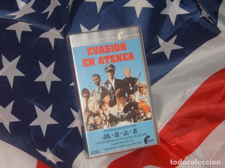 EVASION EN ATENEA - FILMAYER VIDEO - (Cine - Películas - VHS)
